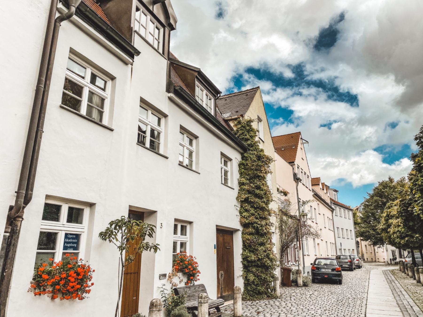 geheimtipp augsburg Stadt Altstadt