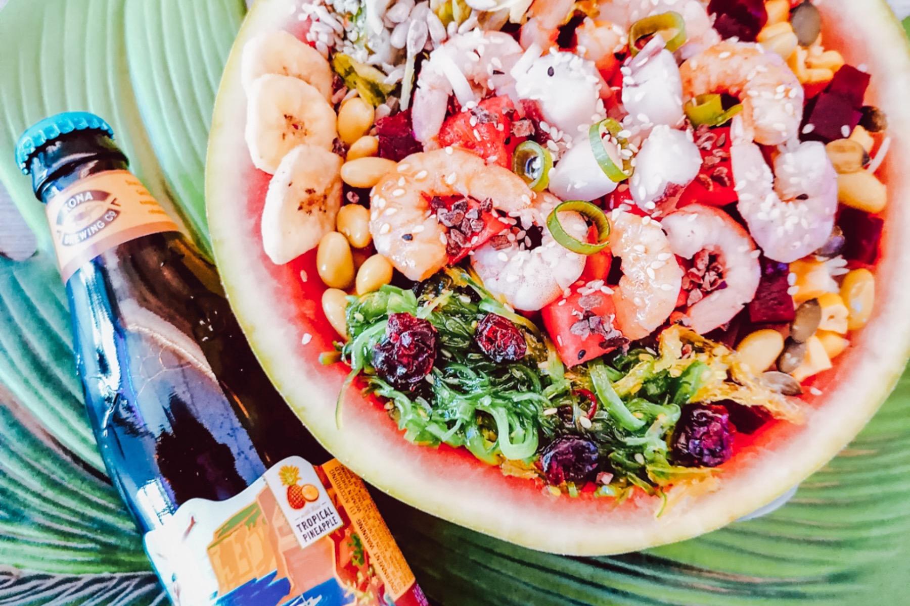 Jedes Gericht ist eure eigene individuelle Zusammenstellung aus Reis, Gemüse und Protein mit tollen Saucen und Toppings zur Auswahl.