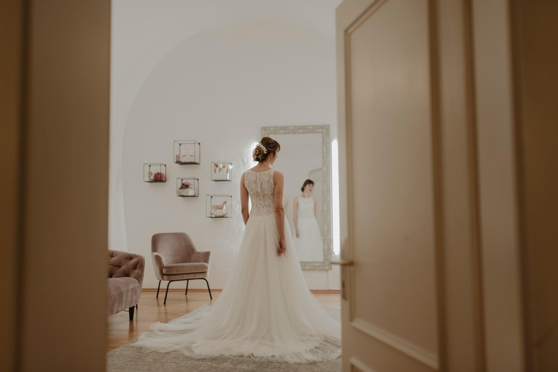 Jede Braut hat den Store nur für sich. – ©Marco Licht (Agentur Streetworker) und Marianne Bohn Fotografie