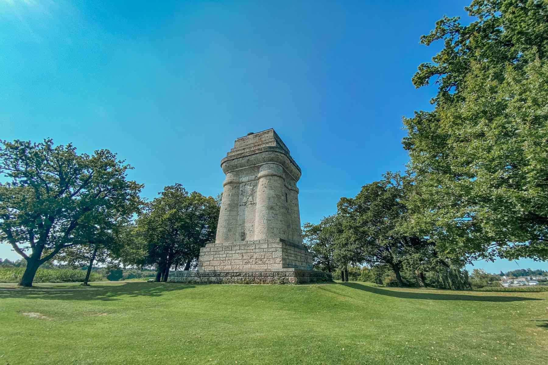 Geheimtipp Augsburg Bismarck Turm 4