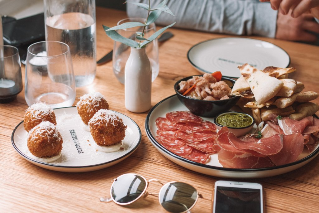 internationales Essen Tapas – ©Unsplash