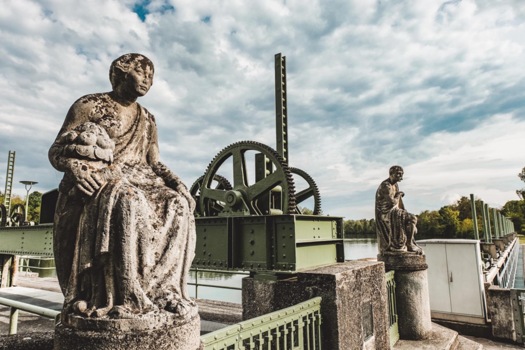 geheimtipp augsburg Augsburger Kanäle