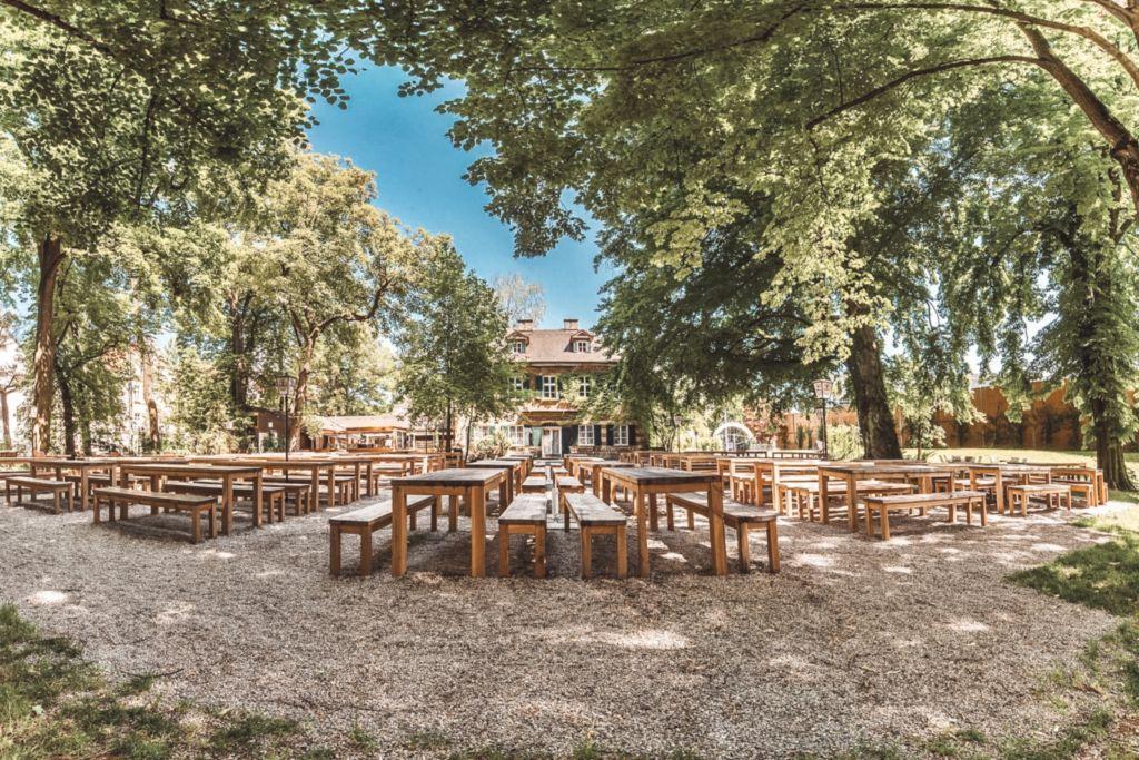 geheimtipp Augsburg biergarten – ©Riegele Wirtshaus