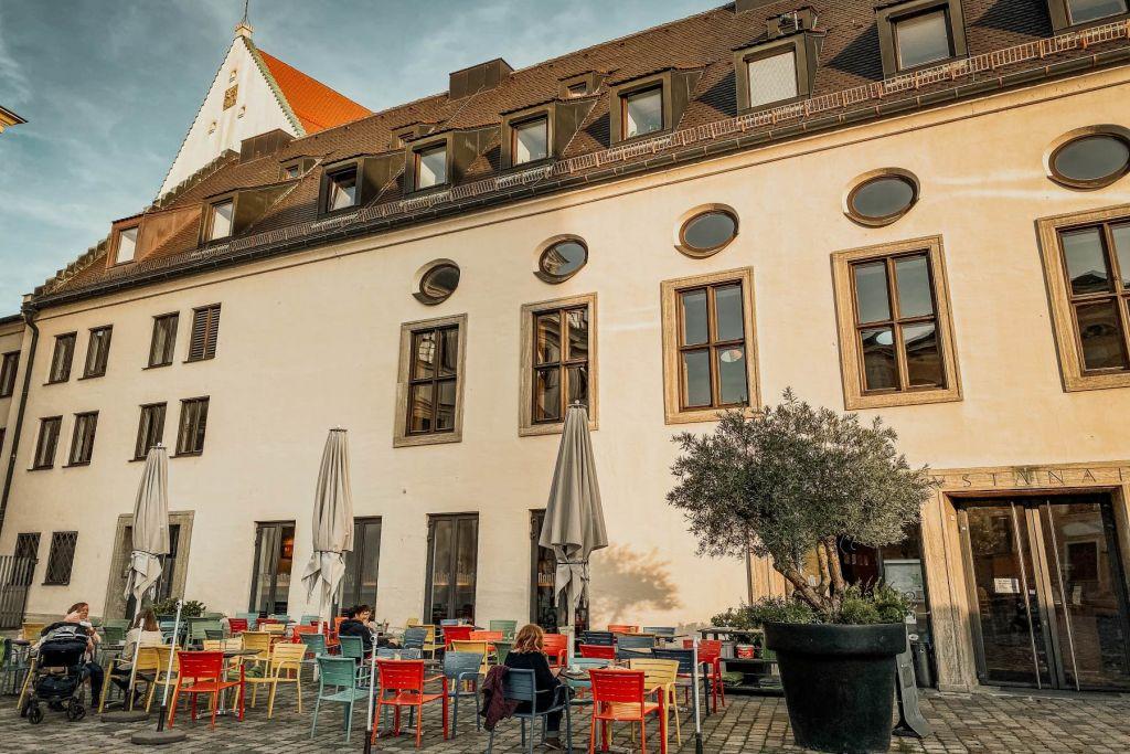 geheimtipp Augsburg Anna Café