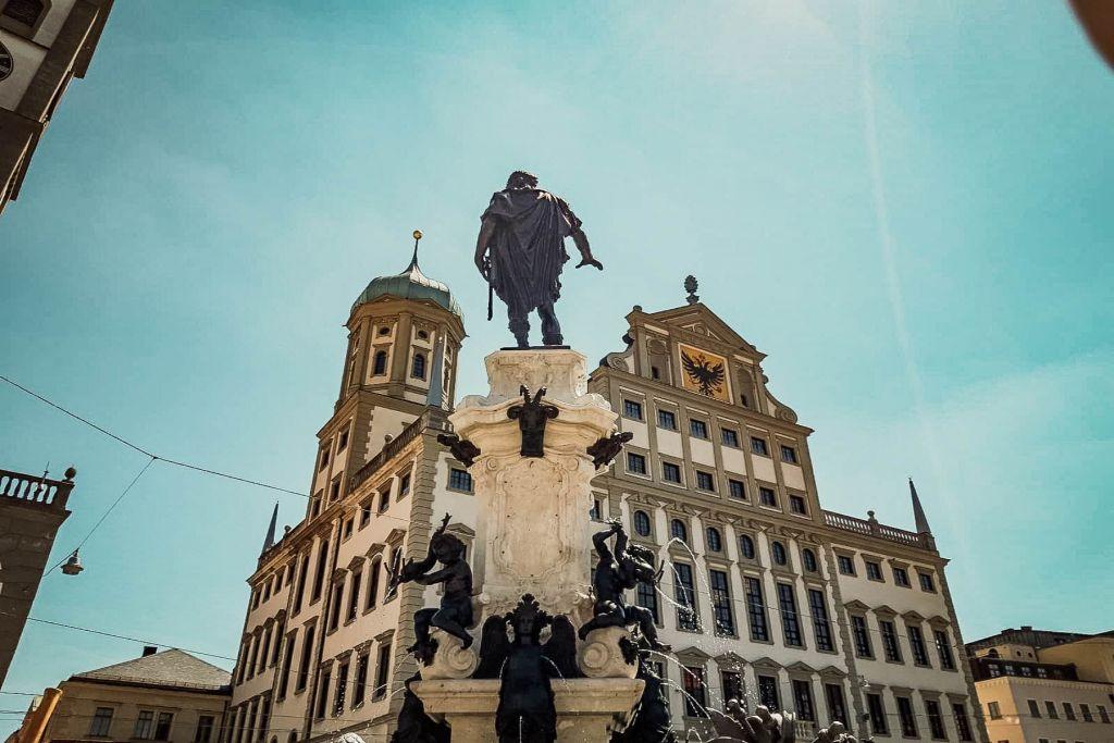 geheimtipp Augsburg brunnen