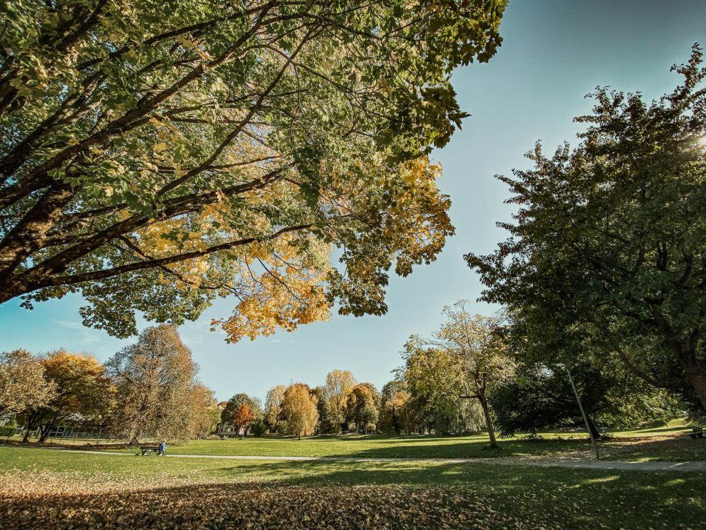 geheimtipp Augsburg park