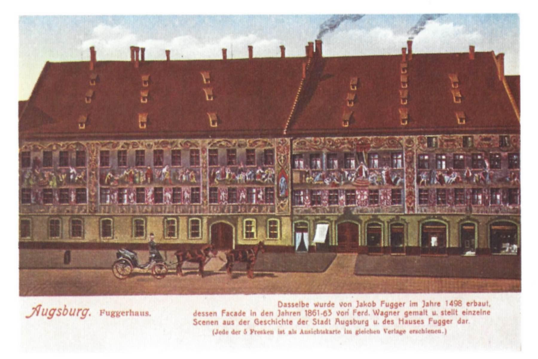geheimtipp Augsburg függerhaus – ©Privatsammlung: Gregor Nagler