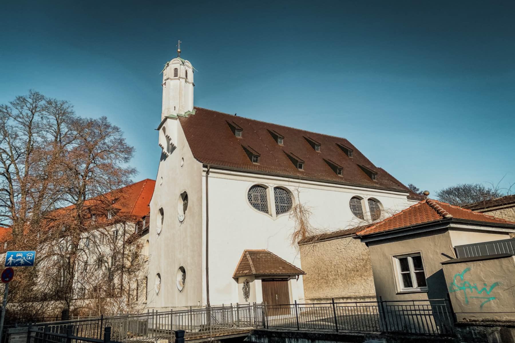 geheimtipp Augsburg vorderer lech