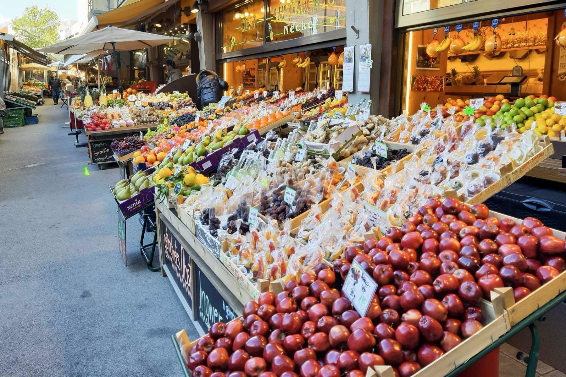 geheimtipp Augsburg Stadtmarkt – ©Blanka Gano