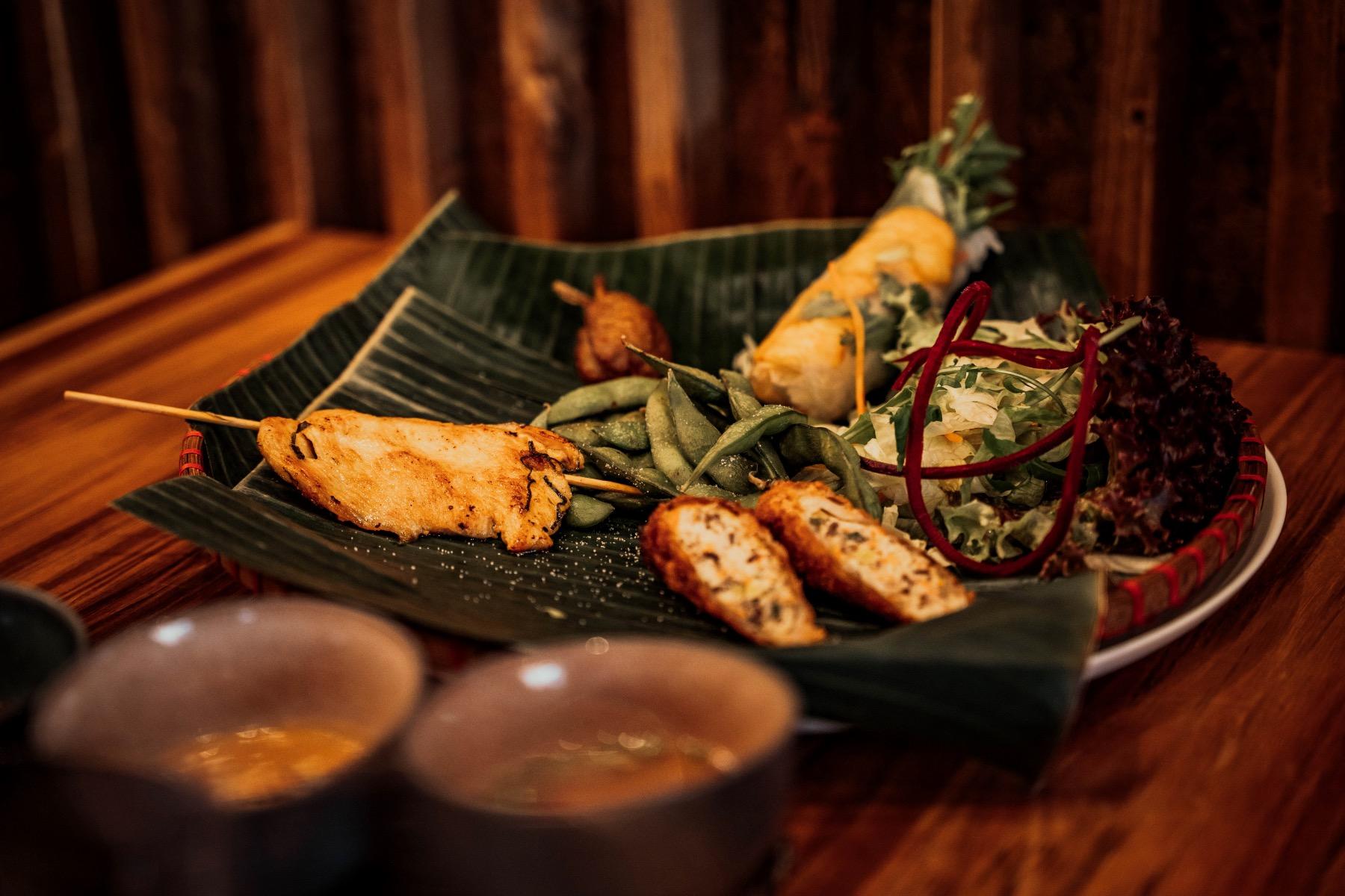 Ryu Thailändisches Gericht – ©Herzbube