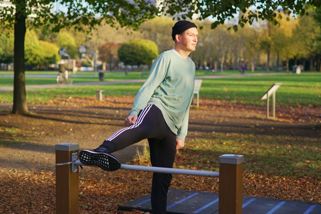 Get fit! Sportler beim Trainieren – ©Geheimtipp Köln