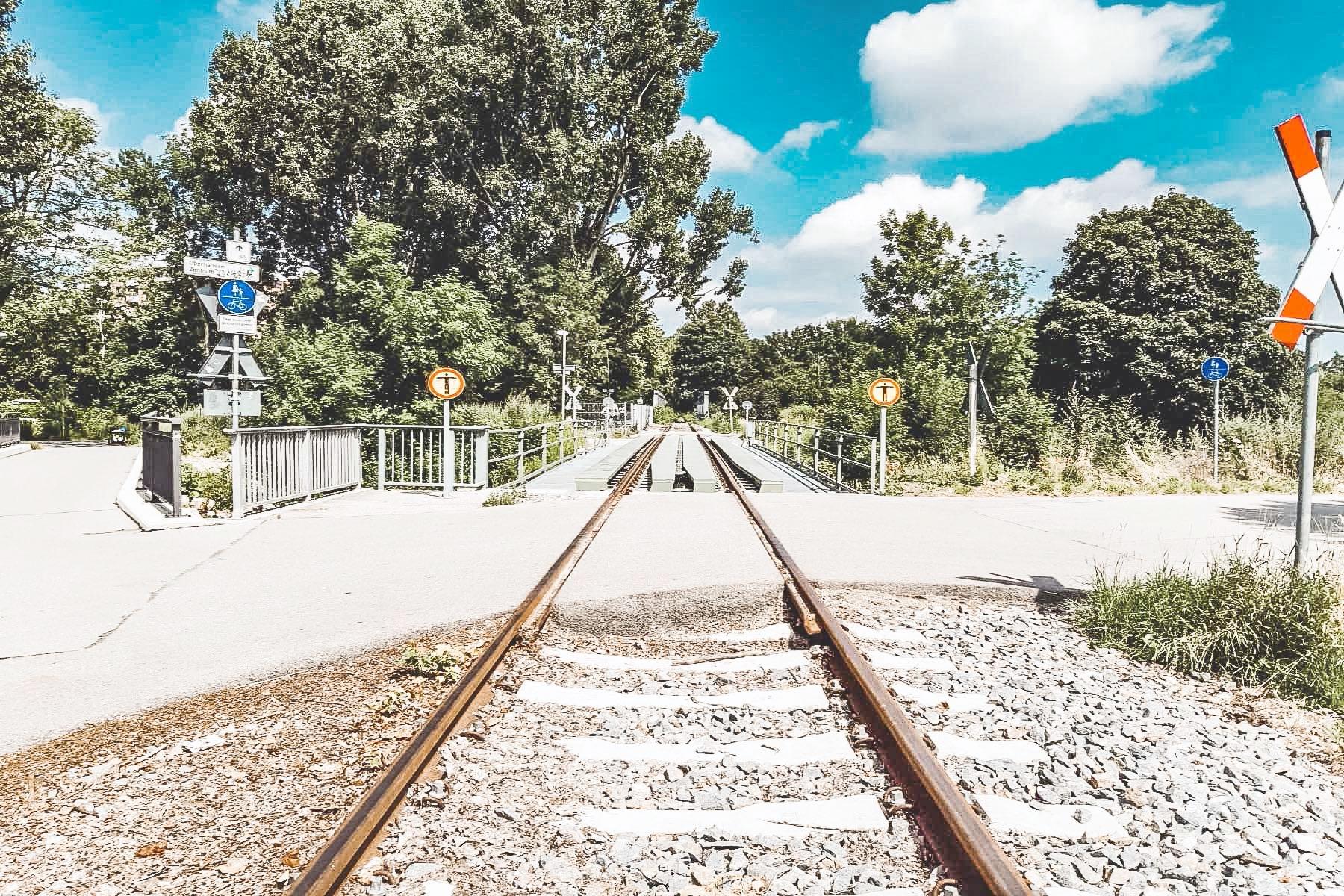 Augsburger Localbahn die schiene