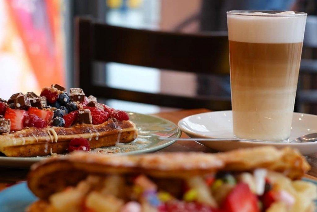 Frühstücks to go waffle brothers waffle – ©Waffle Brothers