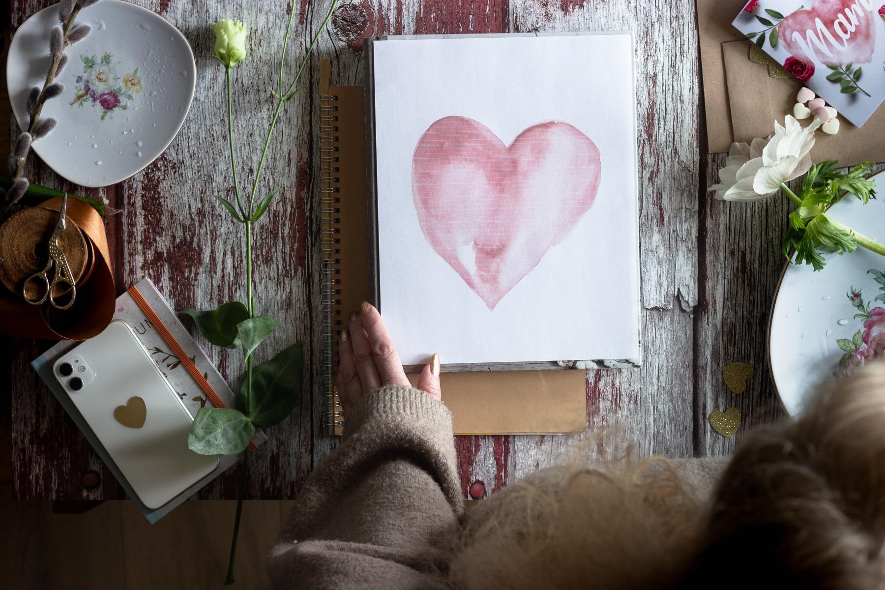 valentinstag herz – ©Unsplash