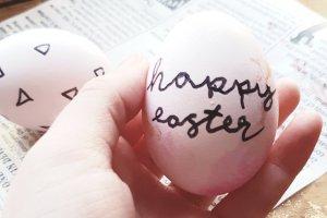 ostern corona ostern grüße mit Eier – ©Unsplash