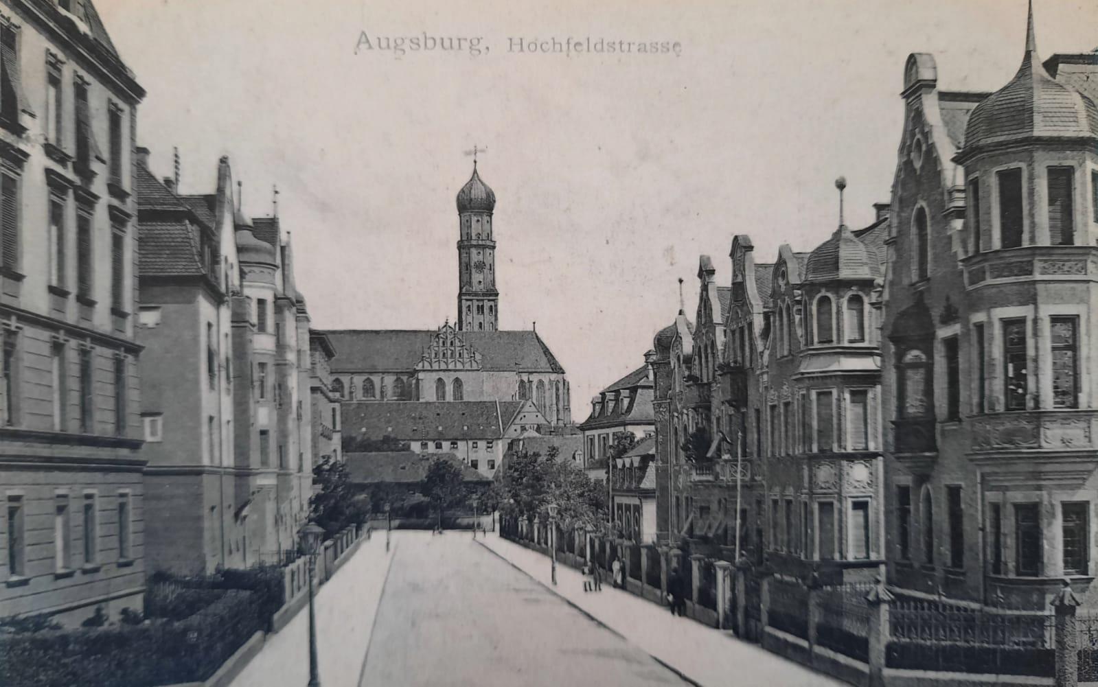 geheimtipp augsburg petition alte häuser retten 21 – ©Privatsammlung Gregor Nagler