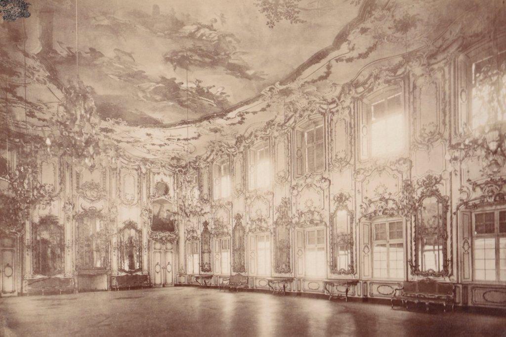 Schaezlerpalais um 1880 augsburg