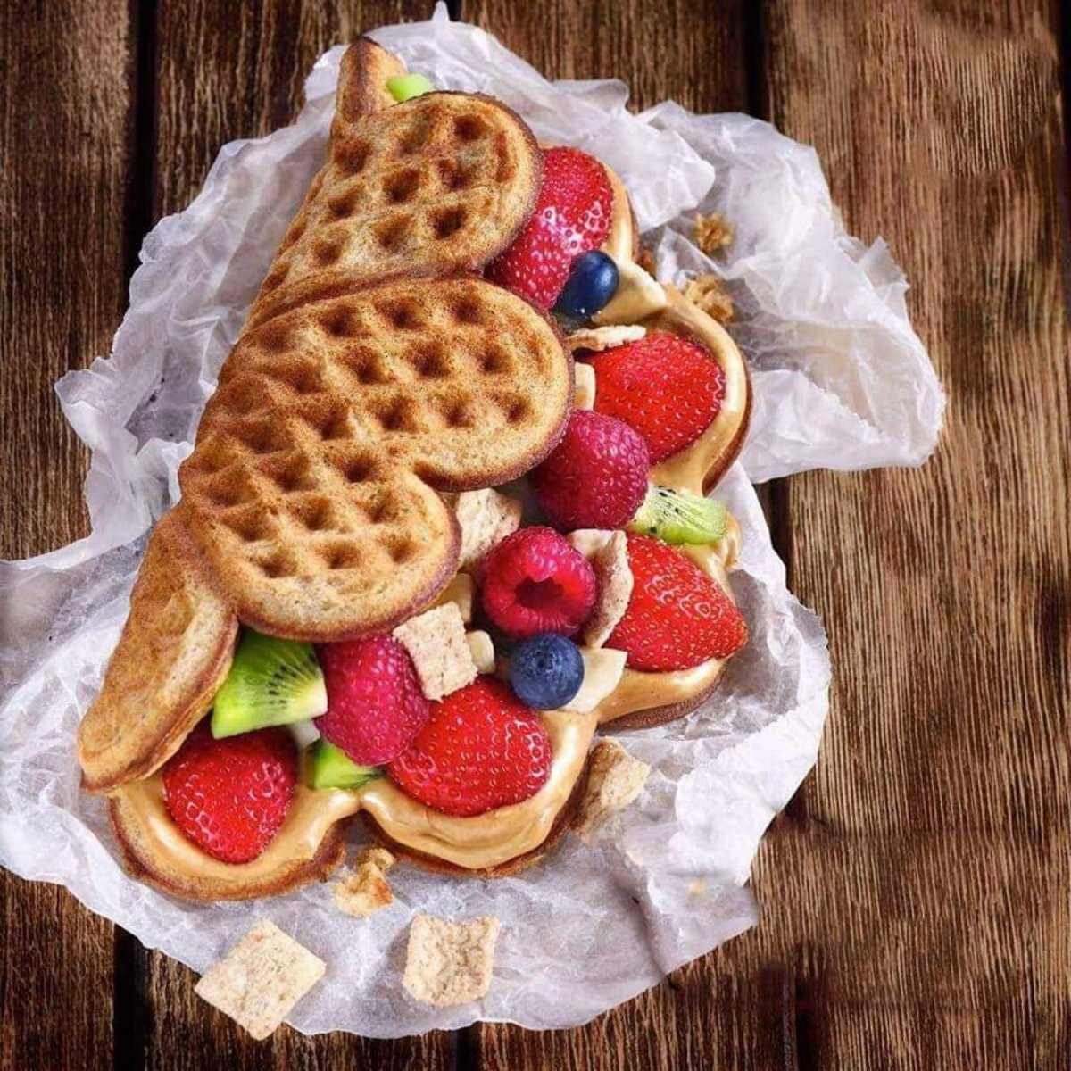 Waffle Brothers Augsburg – ©Waffle Brothers Augsburg