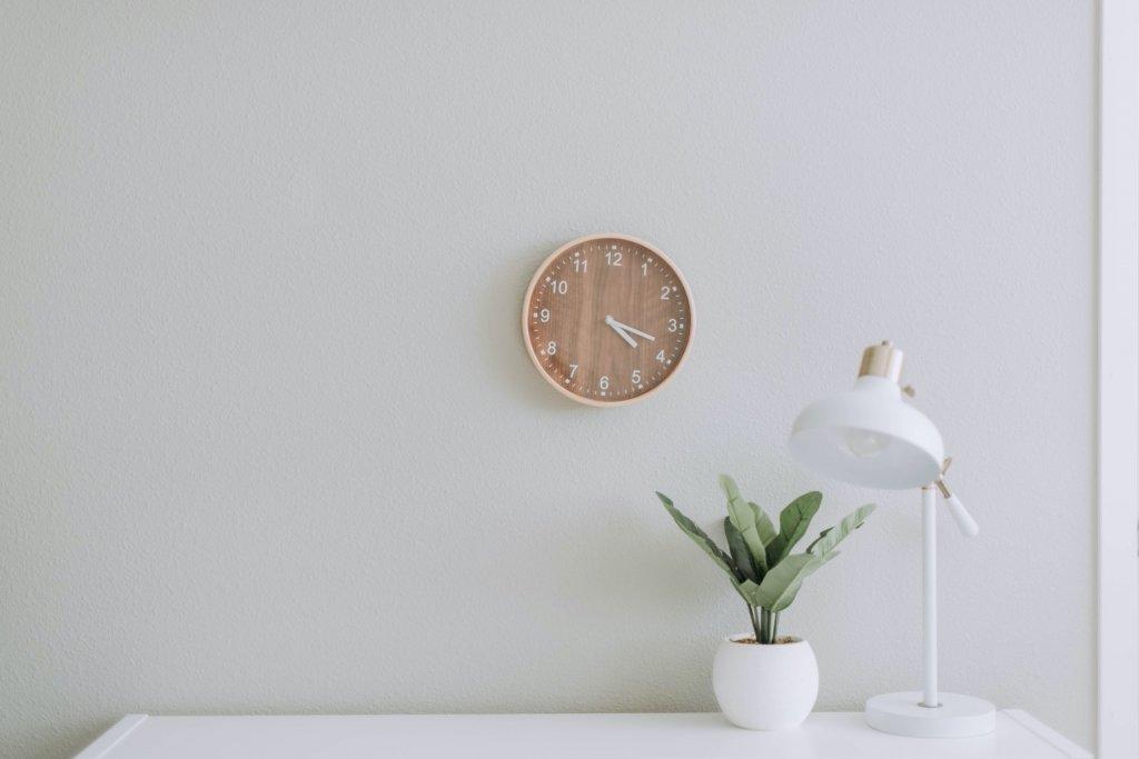 Das perfekte Homeoffice Uhr – ©Unsplash