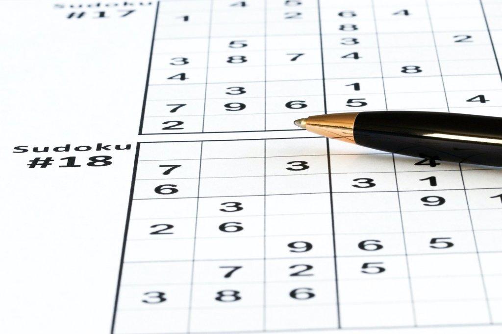 das große spiel Revival sudoku