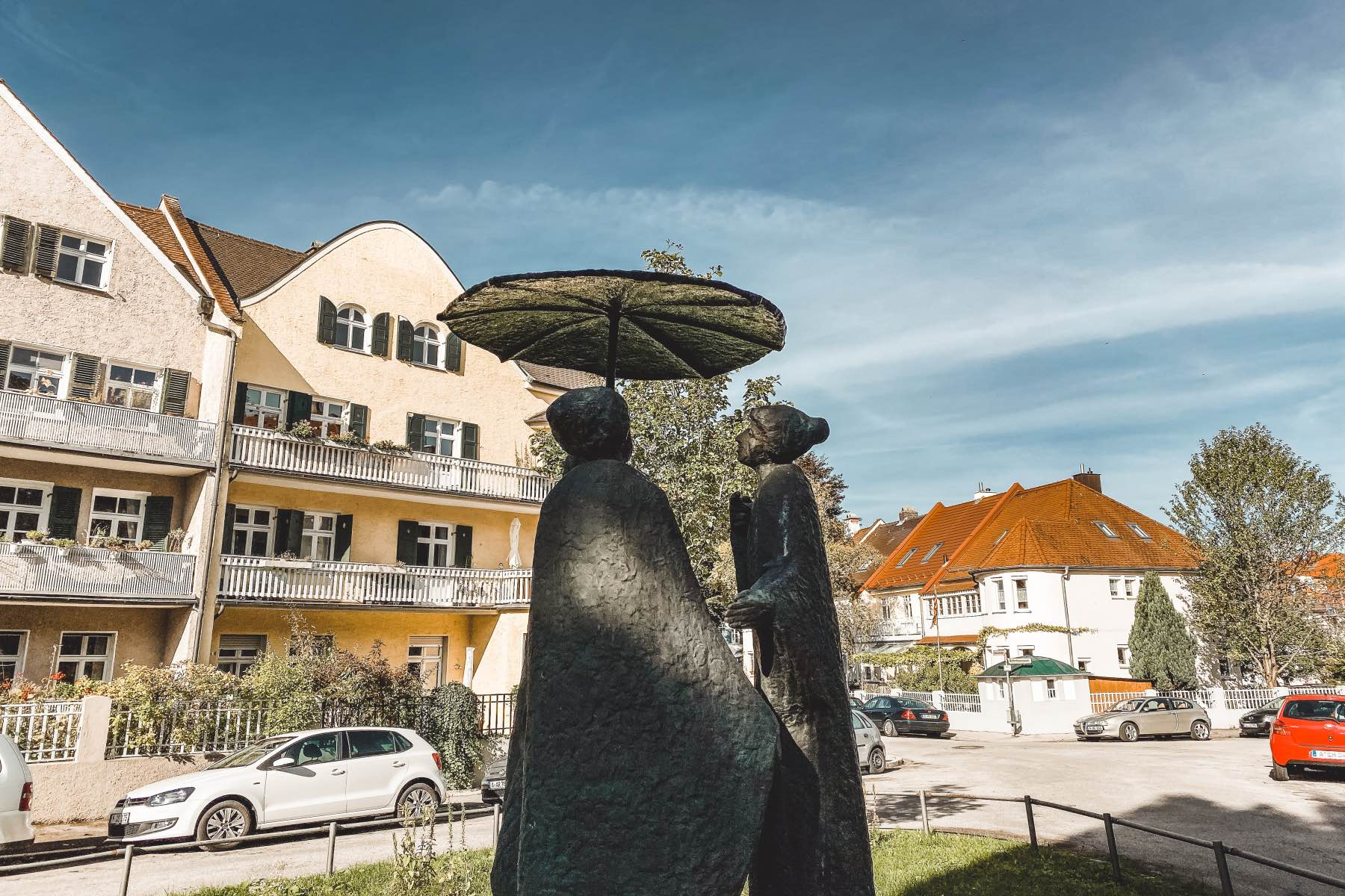 Augsburger Stadtteile Thelottviertel