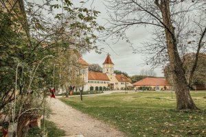 Kultur im Augsburger Umland I schloss Blumenthal
