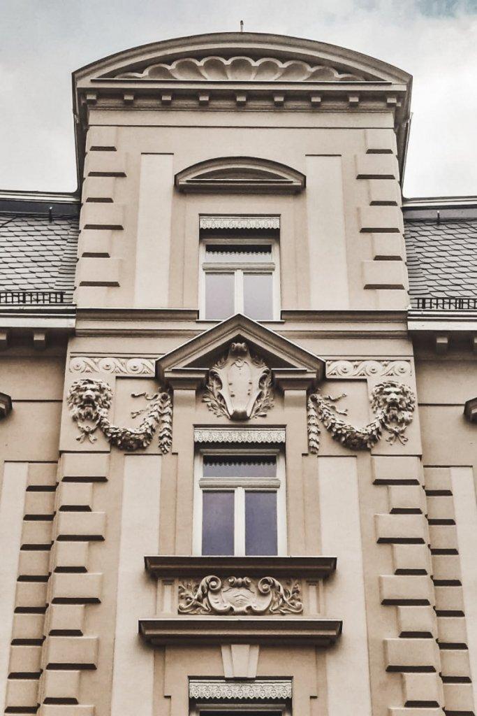 singerstrasse Häuser