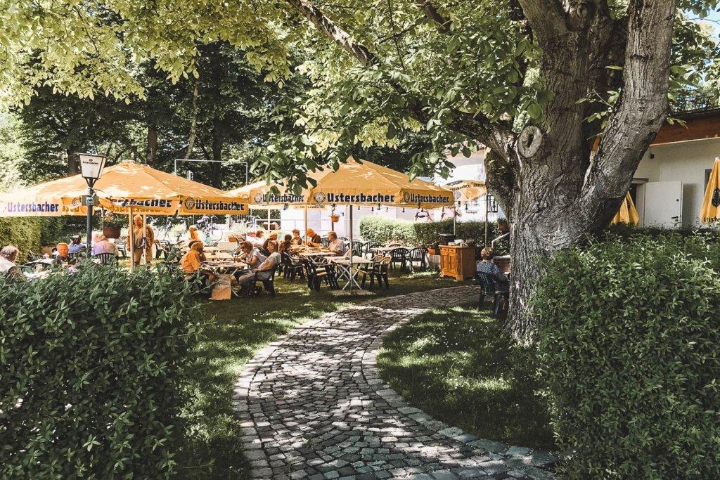 Biergarten und Wirtshaus zur Perzheimwiese