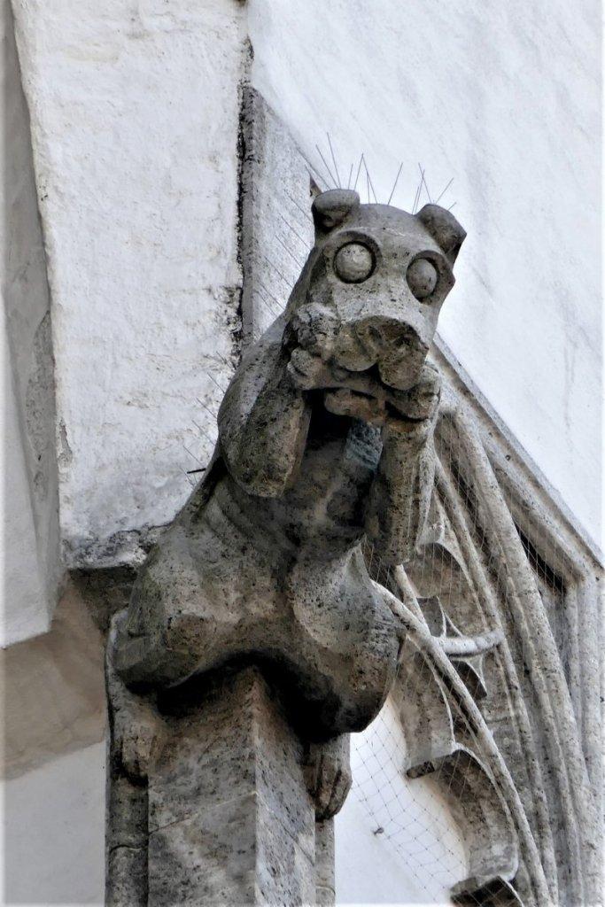 monster Augsburg dom
