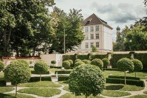 Garten des Schaezlerpalais