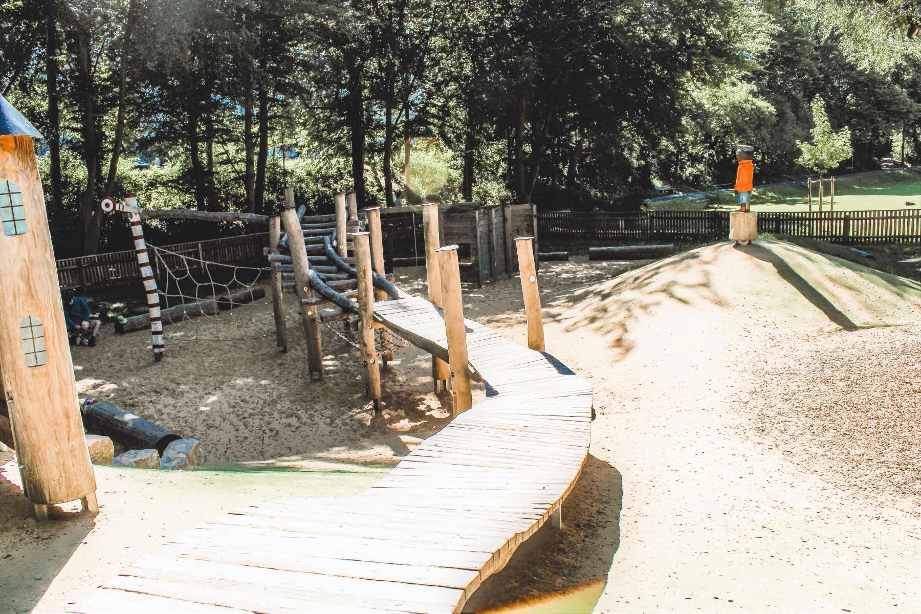 Lummerland Spielplatz Augsburg
