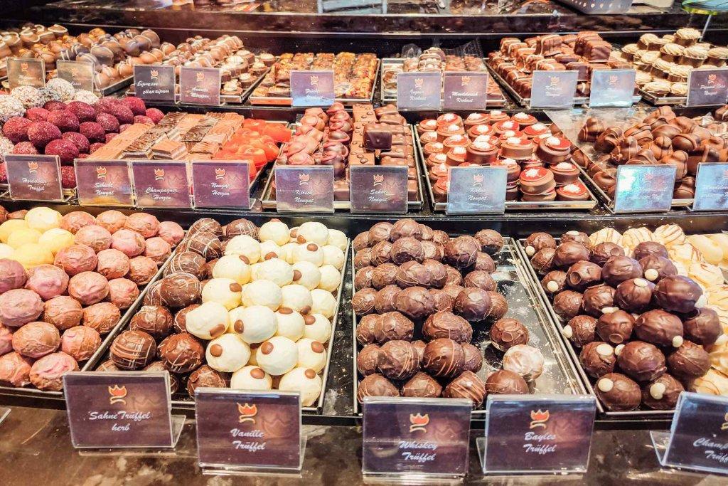 Chocolaterie Cafe Müller