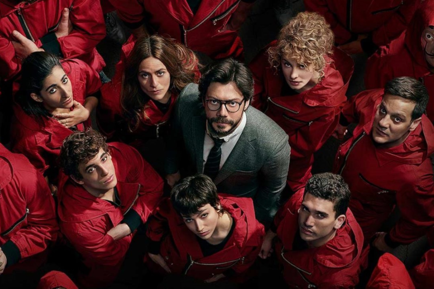Geheimtipp Augsburg Serien September Empfehlungen Tipps Hausdesgeldes Netflix – ©Netflix