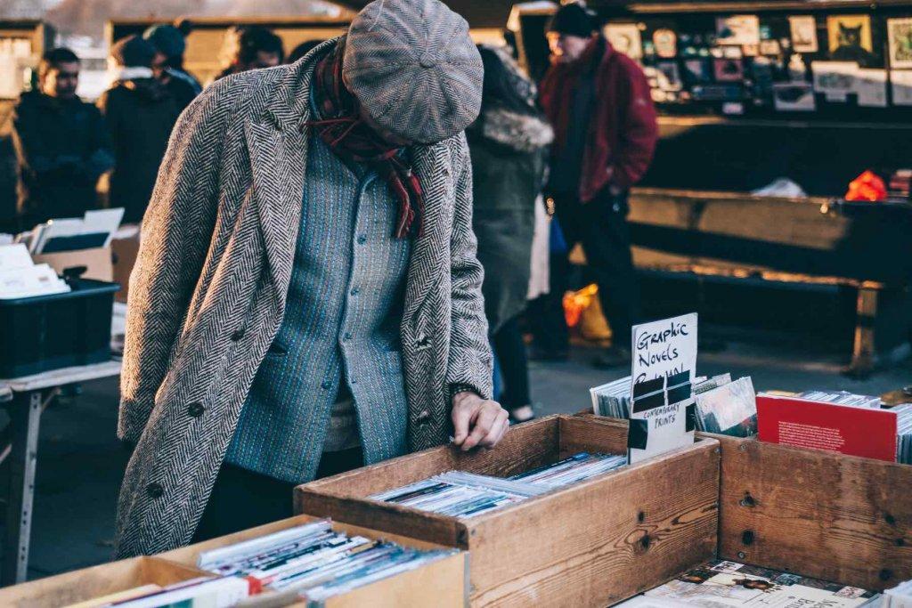 Geheimtipp Augsburg Flohmarkt6 – ©Unsplash